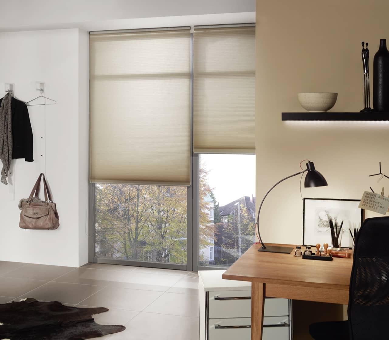 erfal wabenplissees fensterkonzepte schulze in k ln porz. Black Bedroom Furniture Sets. Home Design Ideas