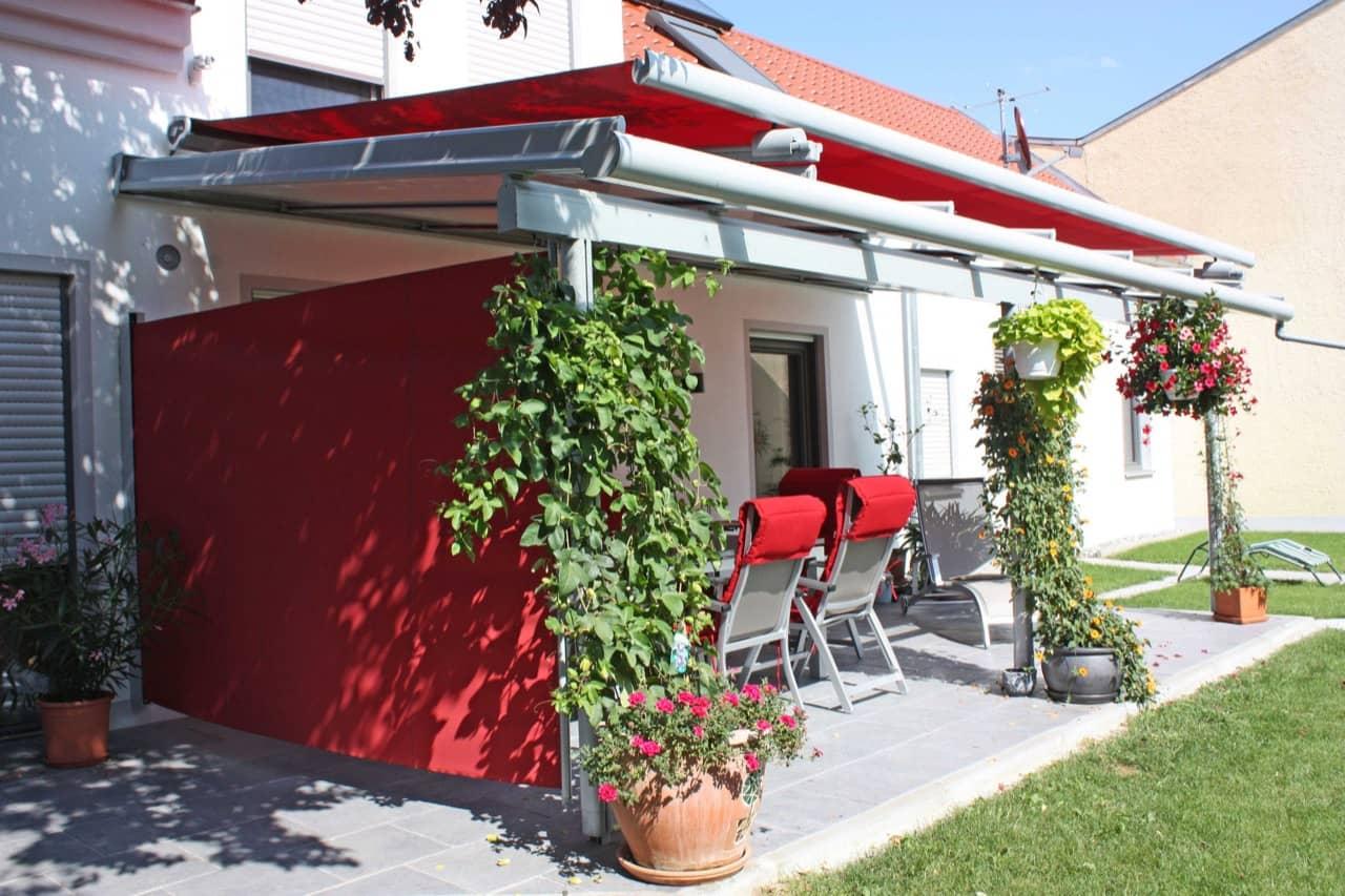 Erhardt Wind Sichtschutzwand Fensterkonzepte Schulze